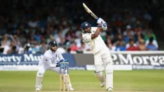 India vs England, 4th Test at Manchester: India lose Murali Vijay; score 26/1